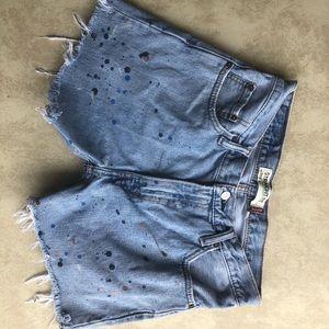 Levi's Shorts - Levi Cutoff Shorts